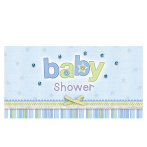 Carter's Baby Boy Invitations - 8ct