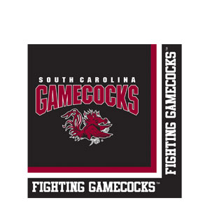 South Carolina Luncheon Napkins