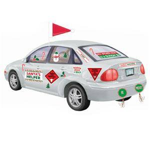Christmas Car Kit- 6ct