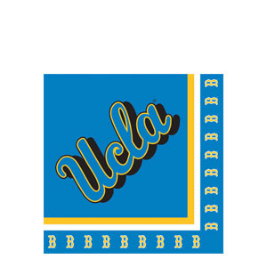 UCLA Luncheon Napkins- 20ct