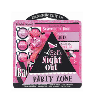 Girls' Night Out Game Kit- 14pc