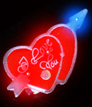 Fun Central M06 Flashing Cupid Heart Blinky