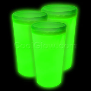 Glow Cup - Green