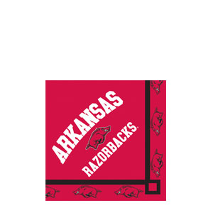 Arkansas Beverage Napkins