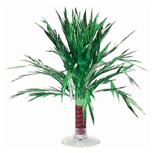 Mini Palm Tree Centerpiece- 8in