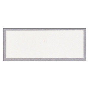 Wedding Silver Placecards- 50ct