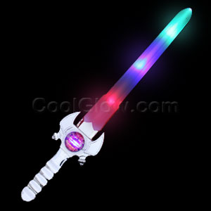 LED Spinner Sword - Multicolor