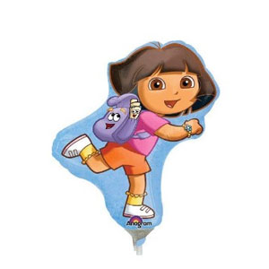 Dora Exploring Balloon- 32 Inch