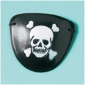 Pirate Eye Patch- 12ct