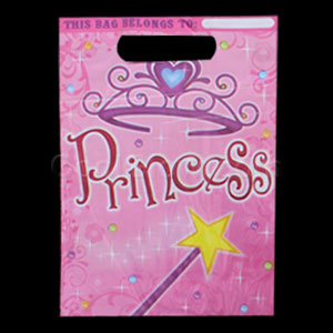 Princess Party Loot Bags