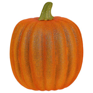 Pumpkin Centerpiece- 7 Inch