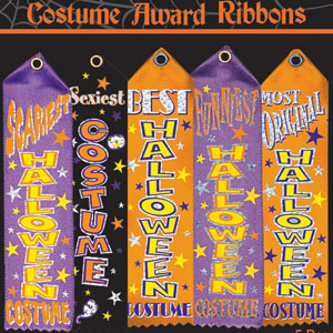 Costume Ribbon Multi-Pack- 5ct