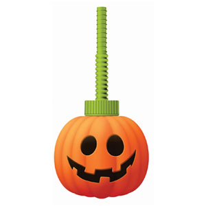 Pumpkin Sipper Cup- 11oz.