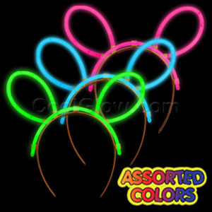 AccessoriesGlow In The Dark Glow Headband