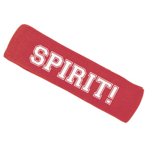 Spirit Headband - Red