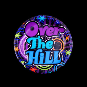 Over the Hill 7 Inch Plates