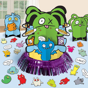 Ugly Doll Table Decorating Kit- 23pc