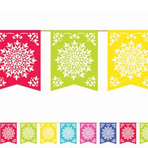Del Sol Flag Banner- 12ft