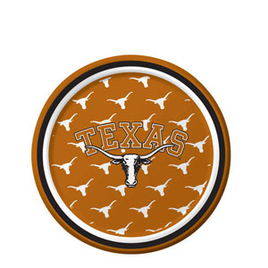 Texas 7 Inch Luncheon Plates- 8ct