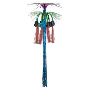 New Year Hanging Cascade Column - 3ft