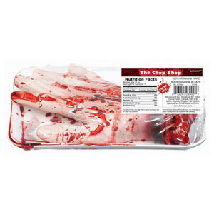 Hand Meat Market- 8in