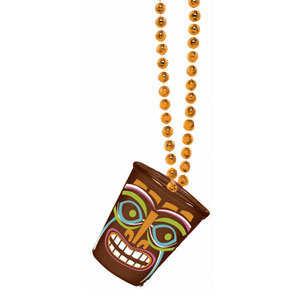 Tiki Chain Shot Glass- 20in