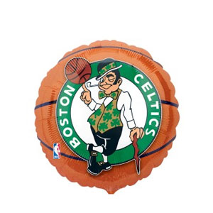 Boston Celtics Balloons
