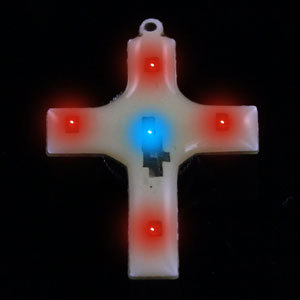 Flashing Cross Blinky