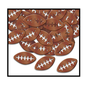 Football Confetti- 1oz