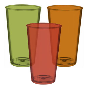 Autumn Tumblers- 12ct