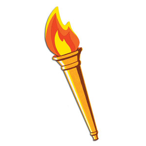 Torch Cutout- 24in