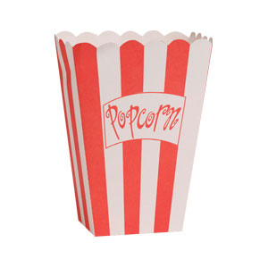 Large Popcorn Boxes- 8ct