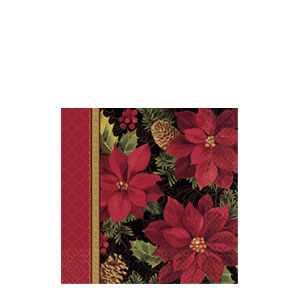 Holiday Enchantment Beverage Napkins