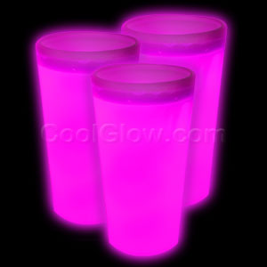Glow Cup - Pink