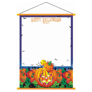 Pumpkin Sign-In Sheet- 27in