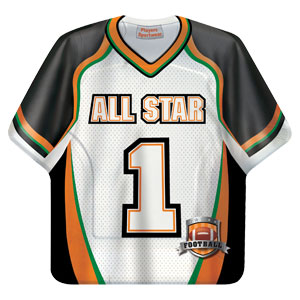 All Star Shirt 9 Inch Plates