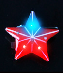 Flashing Red Star Blinky