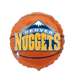 Denver Nuggets Balloons