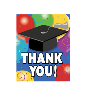 Celebrate Grad Thank You Cards