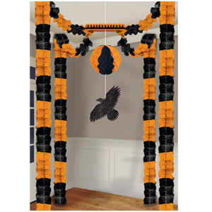 Raven All-In-One Decoration- 20ft