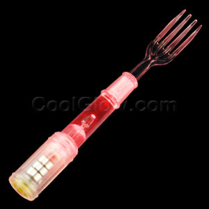 LED Fork - Red