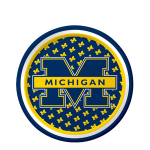 Michigan 7 Inch Plates