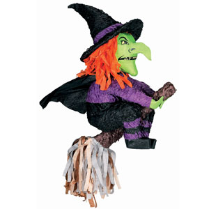 Witch Pinata- 24in