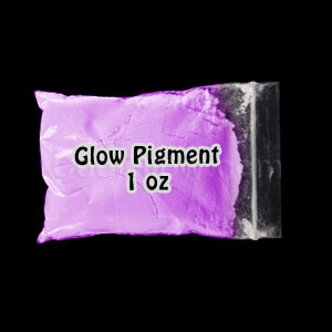 Glominex Glow Pigment 1 oz - Purple