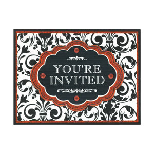 Holiday Joy Invitations - 8ct