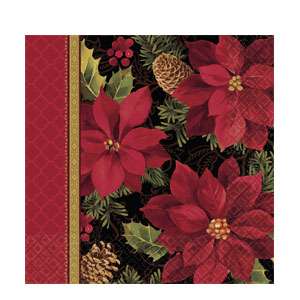 Holiday Enchantment Dinner Napkins