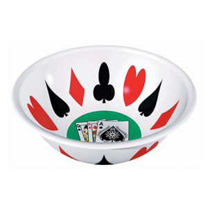 Casino Vac Form Bowl- 11in