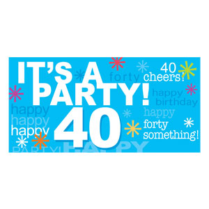Time to Party Invitations - 8ct
