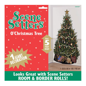O' Christmas Tree Scene Setter Add-On