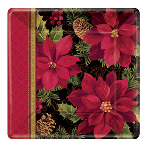 Holiday Enchantment 10 Inch Plates